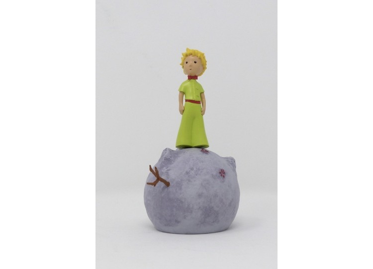 Le Petit Prince sur sa planète x Neamedia