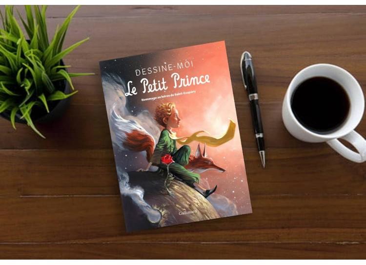 Dessine-moi le Petit Prince - Editions Gallimard