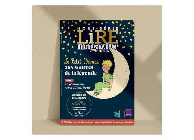 Succès pour le numéro spécial du magazine LIRE !