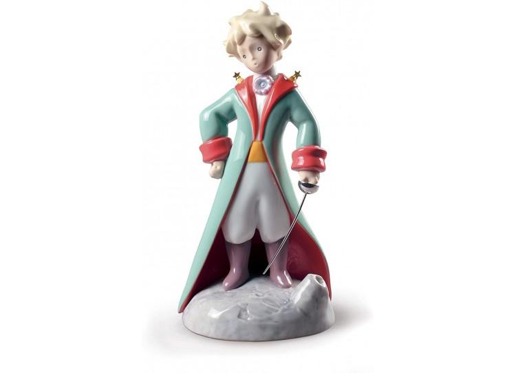 Figurine Le Petit Prince en porcelaine par Lladro