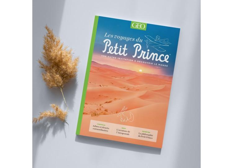 Magazine hors-série Geo : Les Voyages du Petit Prince
